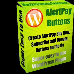 Alert Pay Buttons Plugin